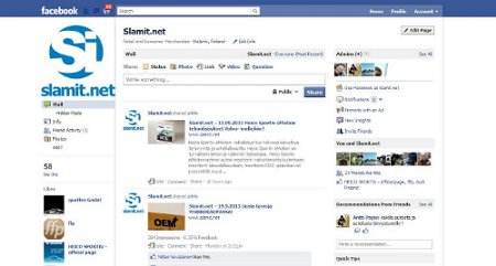 Facebook Slamit.net